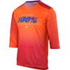 100% Airmatic Blaze Enduro/Trail 3/4 Jersey Men Orange